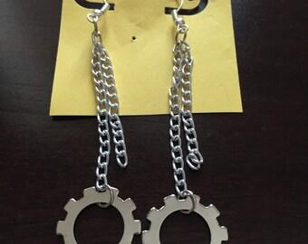 Small shiny gearrings