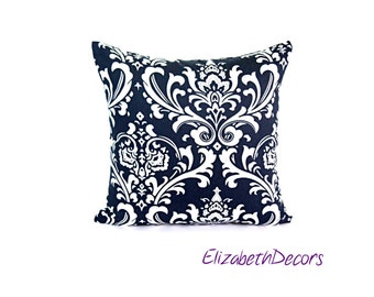 items similar to 16x16 dark gray painted dots pattern cotton pillow cover on etsy. Black Bedroom Furniture Sets. Home Design Ideas