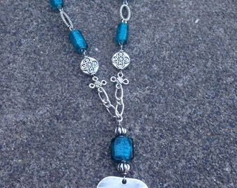 Dreaming of the Sea Necklace
