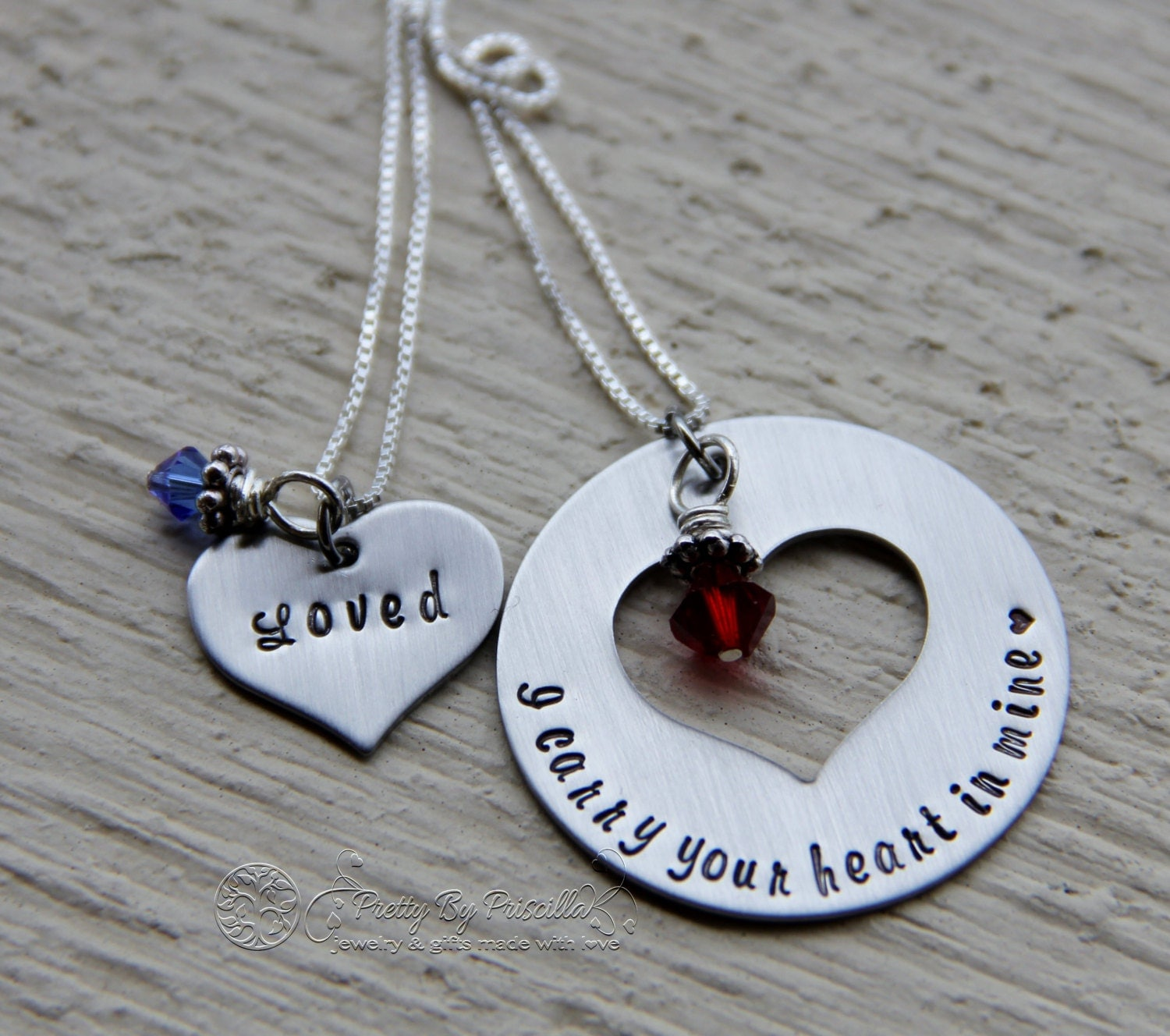 Christmas Gift For Mom Mother Daughter Jewelry Mother Daughter