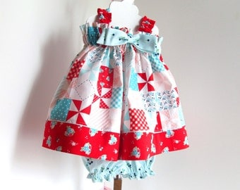 Baby dress, 3-6mo