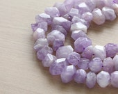 10 pcs of Natural Ametrine Faceted Nugget Gemstone Beads
