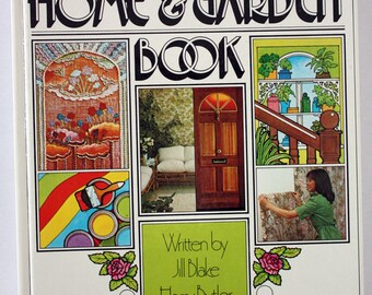 1979 The Home & Garden Hardback DIY/Home Management Guide