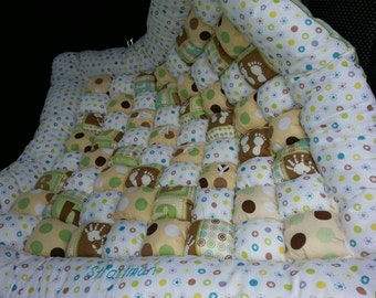 Pre-Order Baby/Child Bubble Quilts
