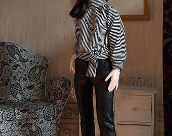 Zaoll monochrome set: pants and top