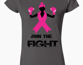 Fight Breast Cancer - Fight Cancer T-Shirt