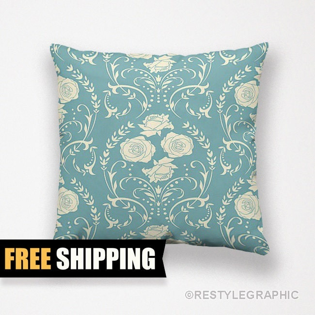 Mid century pillows Throw pillows Retro cushions by ReStyleGraphic