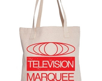 TELEVISION - Marquee Moon Tote Bag
