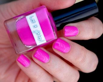 Neon Nail polish - Neon crush