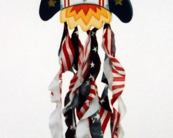Rocket Windcatcher By Kellie Brandley Tole And Decorative Painting Pattern Packet 1996