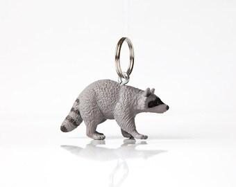 "Key chain ""Raccoon"""