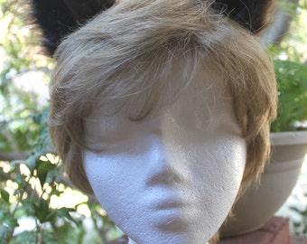 Brown Bear Ear Headband