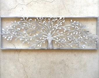metal wall art metal wall decor metal tree wall art tree decor - Metal Tree Wall Decor