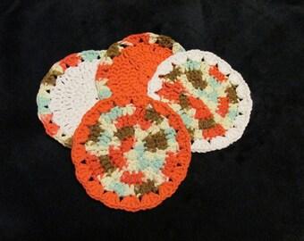 Orange Dream Coasters