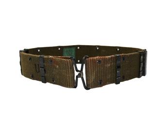 Vintage US military belt