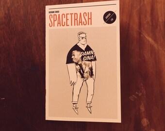 Spacetrash / Vampire Architect: Issue 3