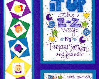 Punch It Up the E-Z Way by Tamara Sortman