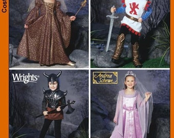 Children's Renaissance Faire Costumes