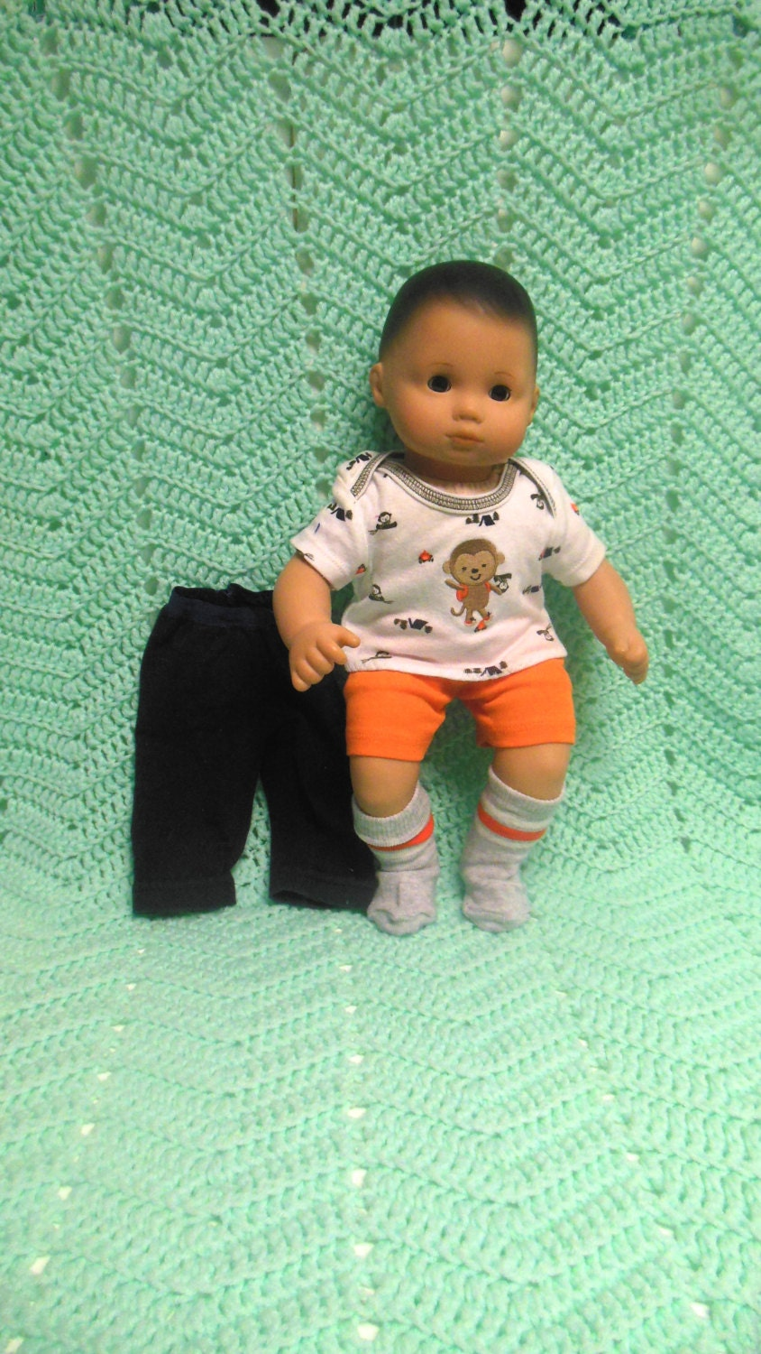 American Girl Bitty Baby clothes Bitty Twins BOY Camp