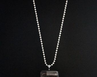Domino Pendant - Necklace - Camera