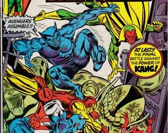 Avengers #143, January 1976 Issue - Marvel Comics - Grade Fine
