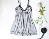 Chemise Sewing Pattern Lingerie Sleepwear Ohhh Lulu 1508 Hannah Chemise Instant Download PDF Sewing Pattern