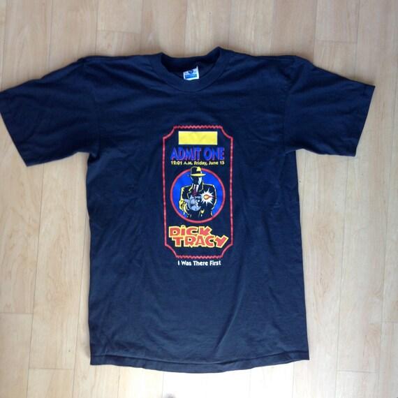 Dick Tracy Shirt 86