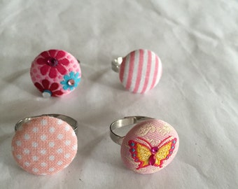 Fabric rings!