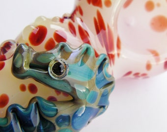 Made to order Seahorse Tobacco Pipe
