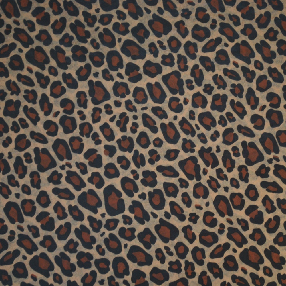 leopard print tissue paper 1-16 of 44 results for leopard print wrapping paper amazon's choice for leopard print wrapping stunning patterned printed tissue paper - leopard animal print.