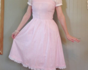 Light Pink Rose Lolita jumperskirt