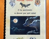 What Is My Spirit Animal? Totem Quiz and Animal Meanings Booklet