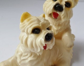 Westminster Dogs Lightweight Resin or Foam Figurine