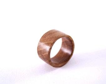 Natural Wooden ring - Oak wood ring