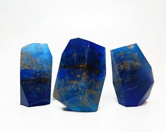 Lapis Lazuli Style Rock Shaped Soap