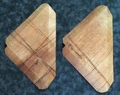 Journal/Notebook Corner Pockets #8 - Triangle