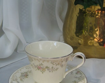 Royal Doulton Diana, Fine China Cup and Saucer