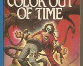 Daw Fantasy, Michael Shea: The Color Out of Time 1st Daw Ed. 1984