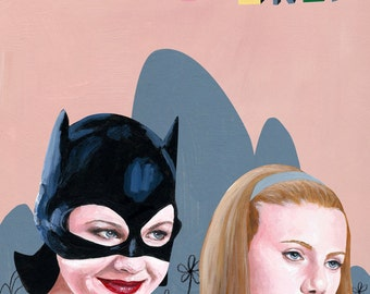 Ghost World Poster