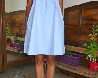 Robe coton 80s Taille 36