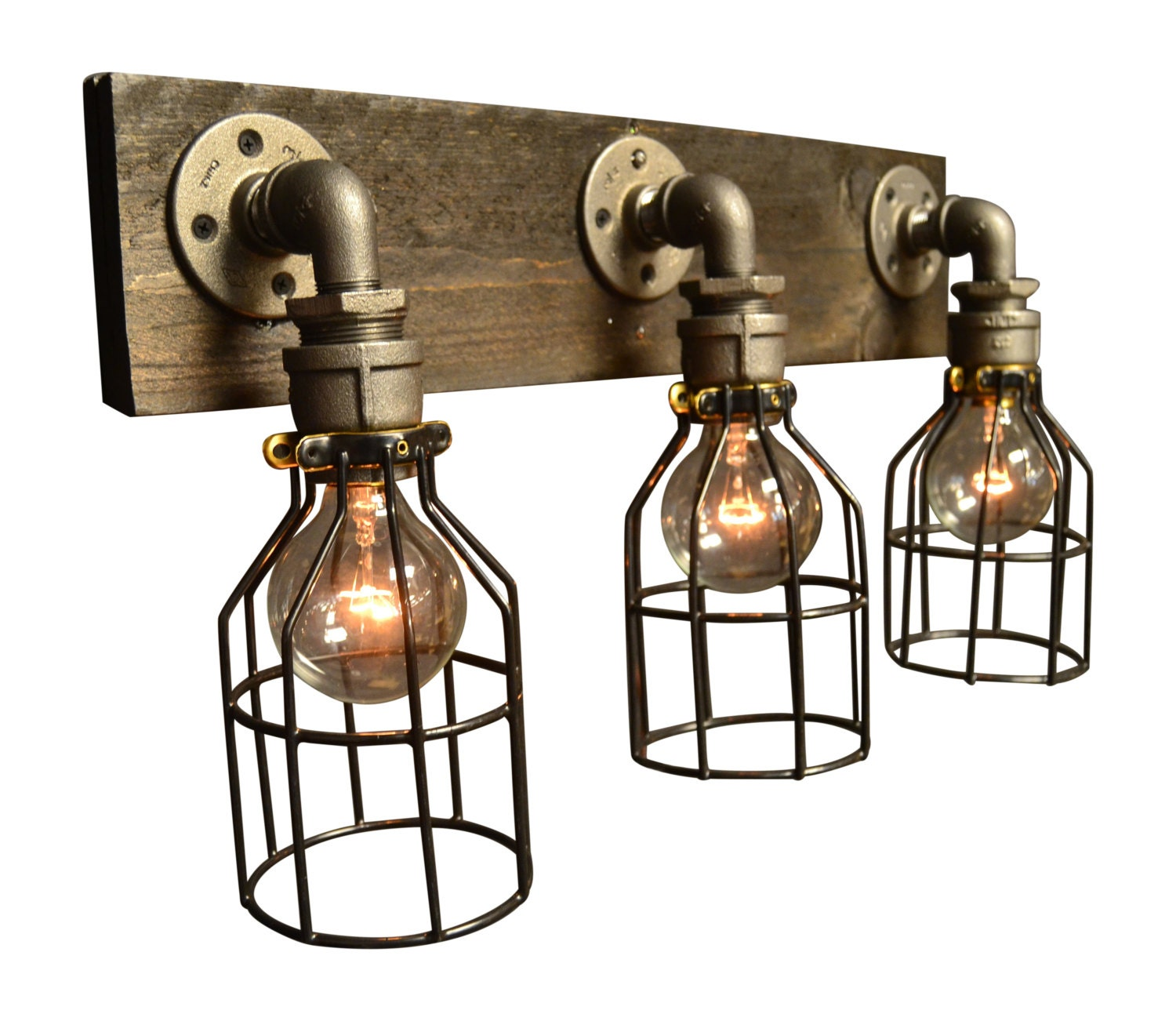 Bathroom Light Fixtures With Edison Bulbs vanity light home lighting light fixture bathroom light