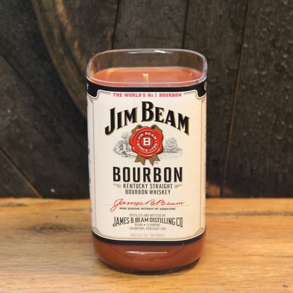 Jim Beam Whiskey Gift For Him, Secret Santa Gift, Uncle Gift, Perfect Gifts For Guys, Bourbon Gift, Whiskey Present, Son In Law Gift