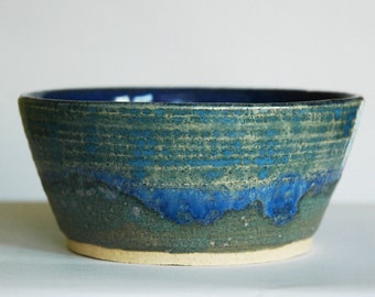 The Blue Waterfall Bowl