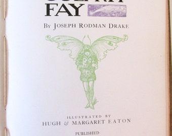 The Culprit Fay - 1903 - Art Nouveau - Illustrated - Joseph Rodman Drake - Hugh and Margaret Eaton