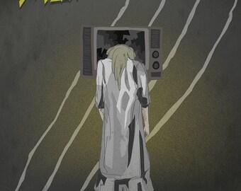 DREAM WARRIORS Poster Artwork (Nightmare on Elm Street)