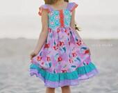 Gooseberry Lane Originals Little Mermaid Dress