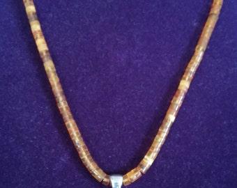 Gorgeous Sunshine Amber Necklace