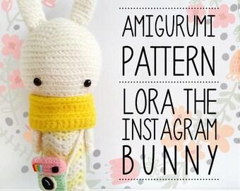 Bunny Amigurumi Pattern, Crochet Bunny Pattern, Amigurumi Pattern, Bunny Pattern, Crochet Pattern Amigurumi, Rabbit Pattern, Crochet Rabbit