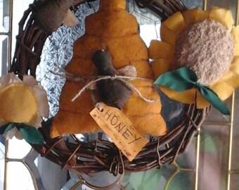 12in grapevine wreath