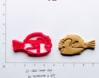 Dory Finding Nemo Cookie Cutter not hunky dory party gift dory costume dory finding nemo dory stickers dory cake toppers dory disney toy